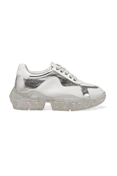 Nine West RIMMY Beyaz Kadın Kalın Taban Sneaker Spor Ayakkabı 100481482