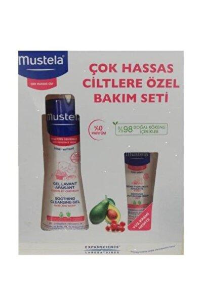 Mustela Çok Hassas Ciltlere Özel Bakım Seti 3504105090296