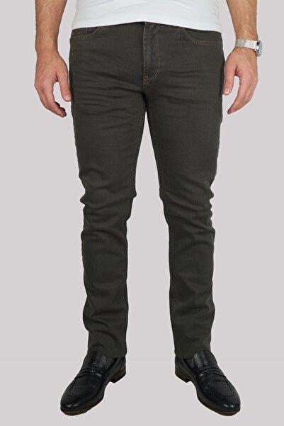 Brango 55189 Erkek Haki Renk Kot Pantolon