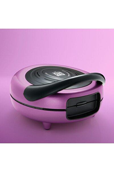 Karaca Funday Glossy Violet Tek Plaka Waffle Makinesi