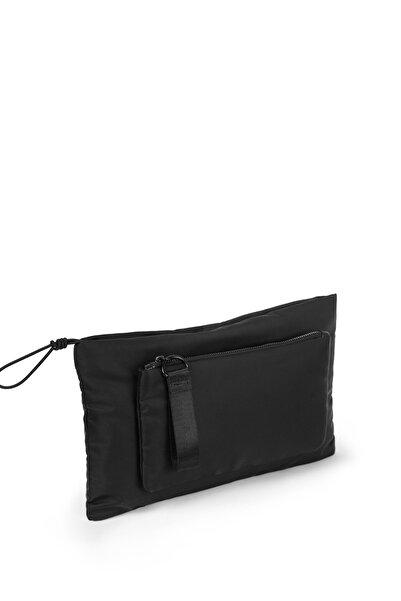 Twist Kadın Siyah Çift cepli çanta TW6200052029