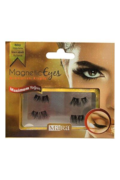 Mara Magnetic Eyes Mıknatıslı Kirpik Maksimum Yoğun