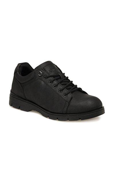 Kinetix Erkek Nevıl Siyah  Ayakkabı