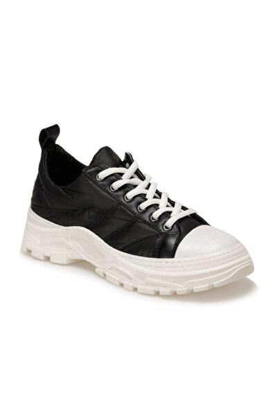 Butigo Kadın Lee Siyah Havuz Taban Sneaker