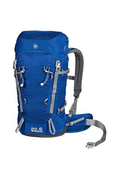 Jack Wolfskin Erkek Mountaıneer 32 Litre Active Blue Outdoor  Sırt