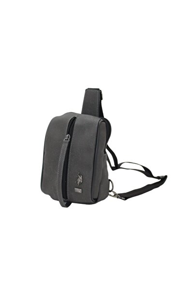 U.S. Polo Assn. Plevr 20510 Omuz Askılı Sırt, Göğüs Çapraz Çanta, Body Bag
