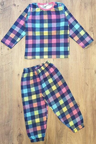 Breeze Kareli Heyyo Kids Kız Pijama Takımı