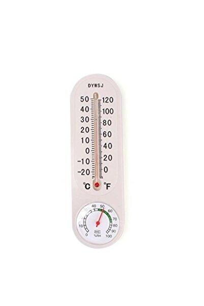 Pierre Cardin Sıcaklık Ve Nem Ölçer Mekanik Askılı Termometre