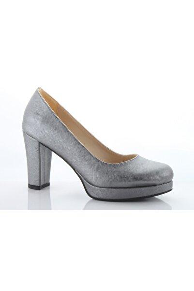 Almera Gri Kadın Casual Ayakkabı Almera 1100-15P