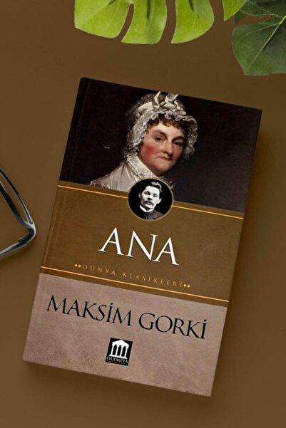Olympia Yayınları Ana - Maksim Gorki