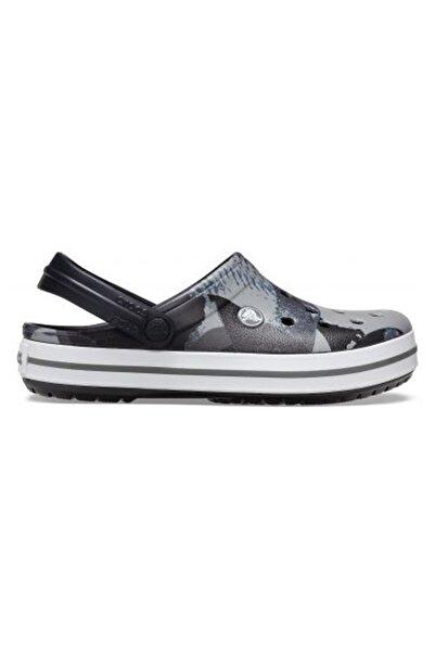 Crocs Erkek Siyah Crocband Ombreblock Clog Terlik 206593-066