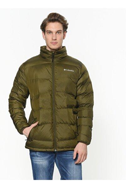 Columbia Erkek Mont - Fivemile Butte Jacket -wm0944 Yeşil Renk