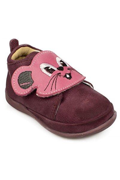 Perlina Kız Çocuk Mor Ayakkabı