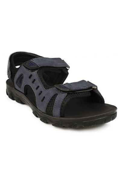 Twigy Erkek Lacivert Çift Bant Ava Sandalet Ss0415 G Tw