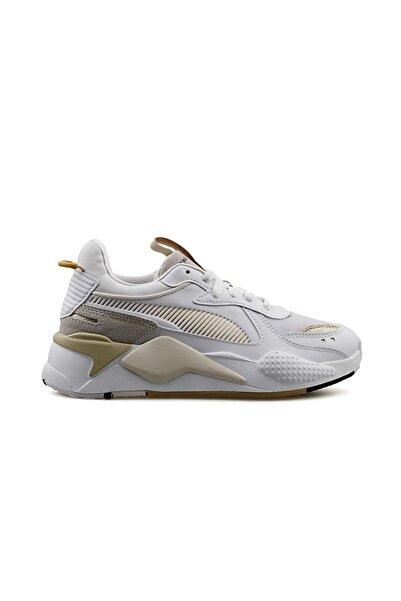 Puma Kadın Günlük Ayakkabı Beyaz Rs X Mono Metal  37466902