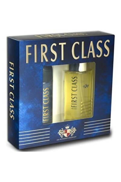 First Class Kofre Edt 100 Ml+150 Ml Deo Erkek CK00794