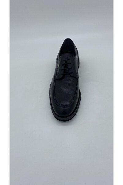 Fosco Erkek Sıyah Bsk Mr Eva Klasık  Ayakkabı 1584