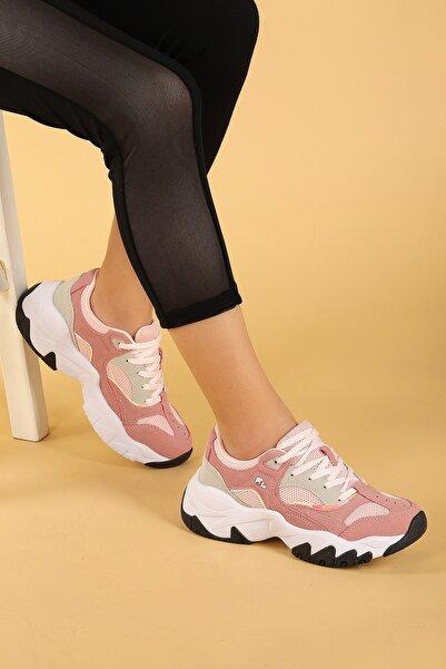 lumberjack Kadın Pudra Regina Günlük Spor Ayakkabı