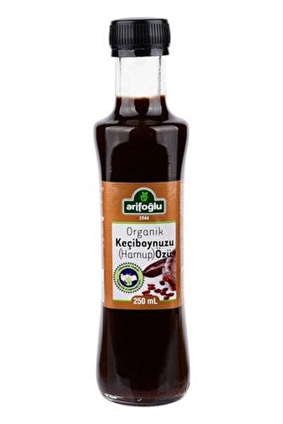 Organik Keçiboynuzu Özü 250 ml (Soğuk Sıkım)