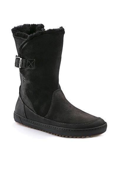 Birkenstock Woodbury Siyah Çizme