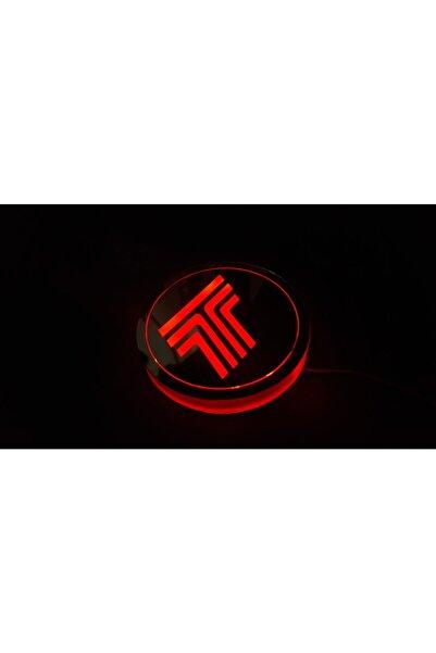 Tofaş Işıklı Bagaj Arması T Kırmızı
