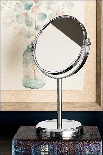 Kitchen Love Metal Büyülteçli Çift Taraflı Ayna-ayna 8cm-ayaklı 14cm