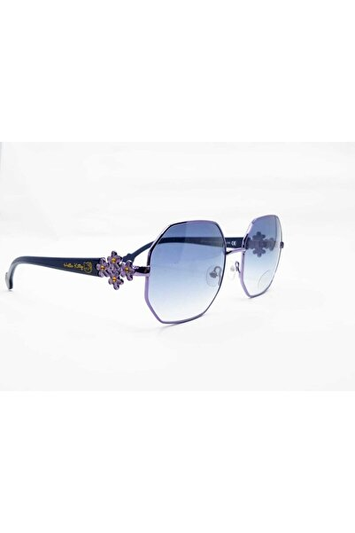 Hello Kitty Kız Çocuk Mor Güneş Gözlüğü Has006 - 130 45/15 130
