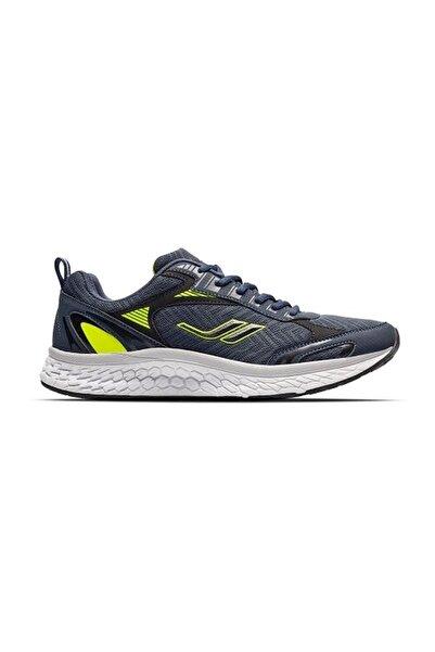 Lescon Erkek Gri Günlük Spor Koşu Ayakkabı