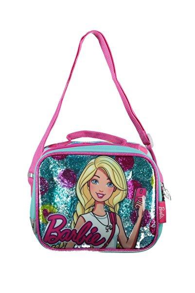 Barbie Kids Pembe Çocuk Beslenme Çantası 88917