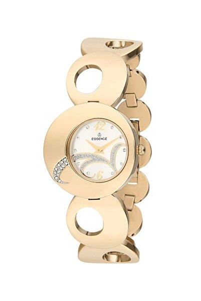 Essence Kadın Altın Renk Kol Saati D867.130