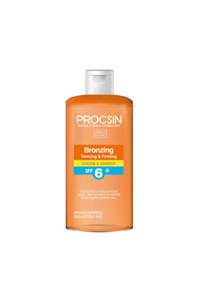 Procsin Bronzlaştırıcı Yağ 200 Ml