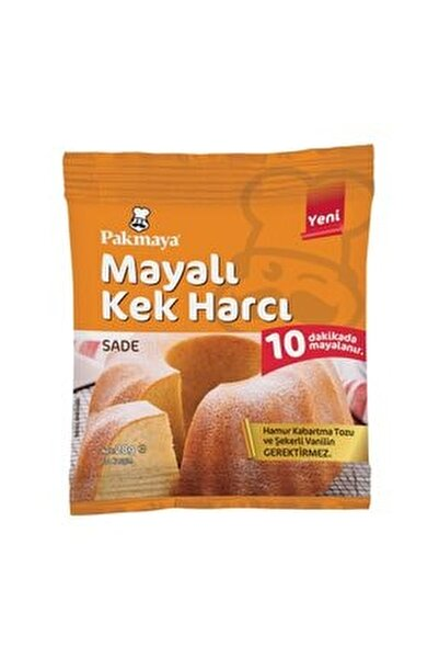 Mayalı Sade Kek Harcı 28gr