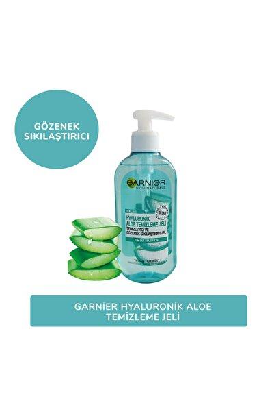 Garnier Hyaluronik Aloe Temizleme Jeli 200 Ml-gözenek Sıkılaştırmaya Yardımcı Ürün
