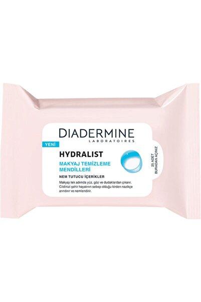 Diadermine Hydralist Yüz Temizleme Mendili 25 Adet