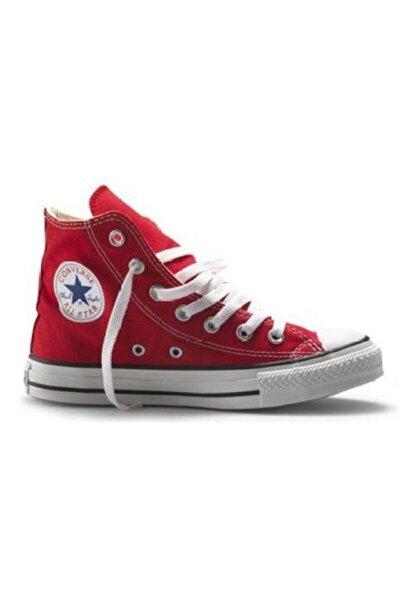 Convers Unisex Kırmızı Günlük Spor Ayakkabı