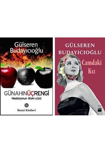 Remzi Kitabevi Günahın Üç Rengi / Camdaki Kız 2 Kitap Set