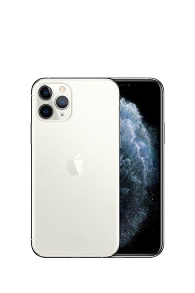 Apple iPhone 11 Pro Max 64GB Gümüş Cep Telefonu (Apple Türkiye Garantili) Aksesuarlı Kutu
