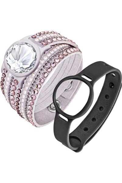 Swarovski Bilezik Slake Dlx Activity Crystal Set Light Multi Pink L2-36/25 Cm 5228881