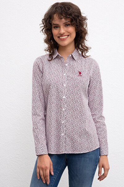 U.S. Polo Assn. Kadın Gömlek G082SZ004.000.995967