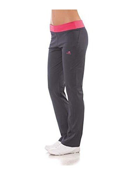 Crozwise Kadın Antrasit 2101 Regular-fit Spor Pantolon