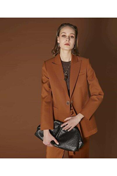 İpekyol Kadın Tarçın Klasik Kesim Ceket