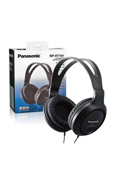 PANASONIC Rp-ht161e Siyah Kablolu Kulak Üstü Monitör Kulaklık