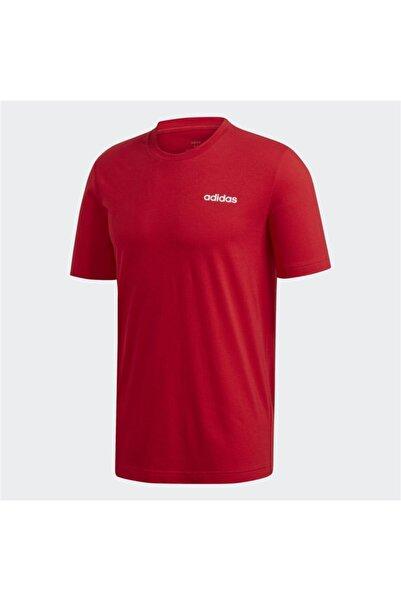adidas Erkek Kırmızı T-shirt Fm6214