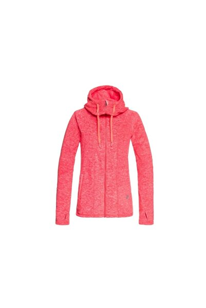 Roxy Kadın Pembe Sweat Electric Feelin 03790-RRS0