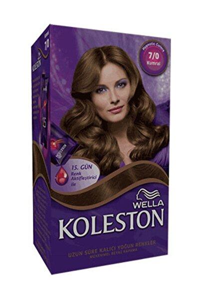 Koleston 7/0 Kumral Set Saç Boyası