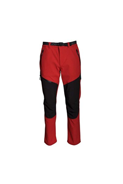 Freecamp Kadın Kırmızı Siyah Lhotse Trekking Pantolon