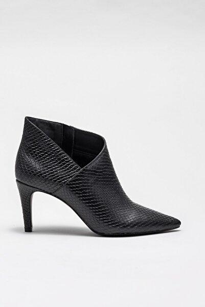 Elle Shoes Kadın Susıe-1 Sıyah Bot & Bootie 20KZA11170-23