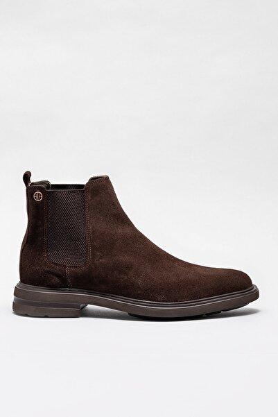 Elle Shoes Erkek Walton Kahve Bot & Bootie 20KEF3357