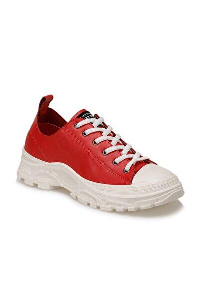 Butigo Martin Kırmızı Kadın Havuz Taban Sneaker