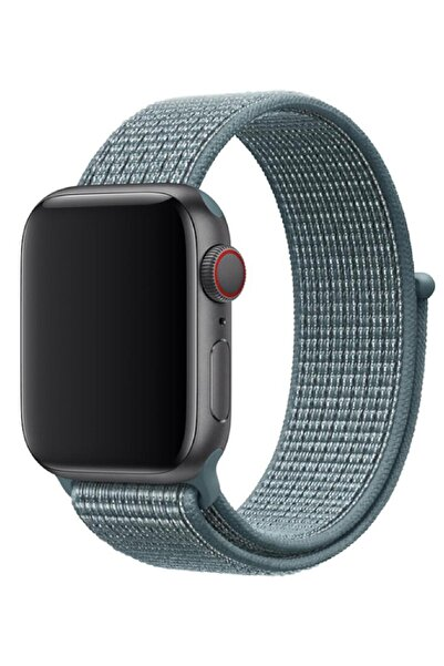 Duman Store Apple Watch Kordon | Çam Mavisi 42mm/44mm